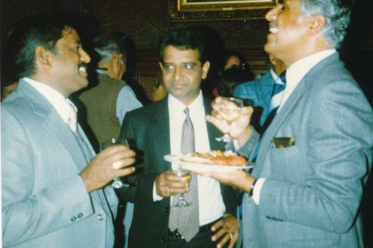Gundappa Vishwanath KB Vishwasammelana 1988